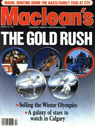 Cover for the March 23 1987 issue