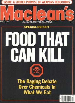 Cover for the April 27 1987 issue