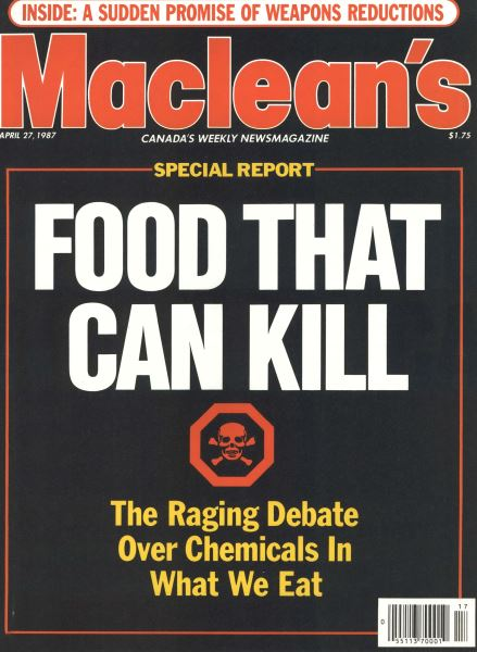 Issue: - April 1987 | Maclean's