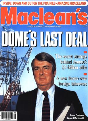 Cover for the May 4 1987 issue