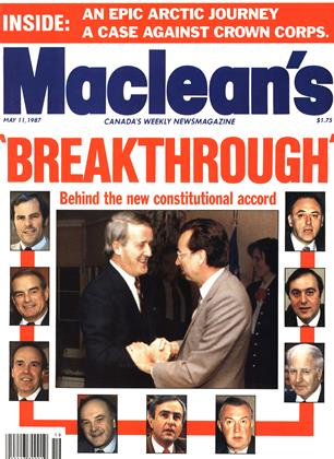 Cover for the May 11 1987 issue