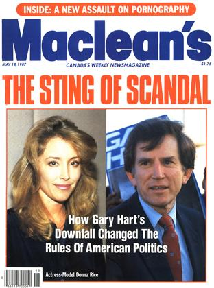 Cover for the May 18 1987 issue