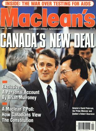 Cover for the June 15 1987 issue