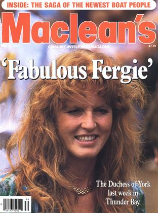 Cover for the July 27 1987 issue