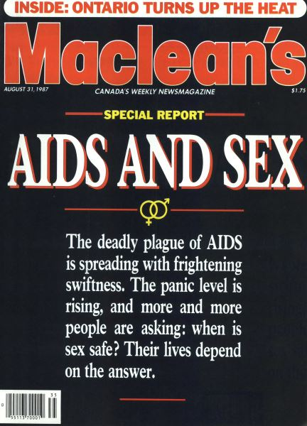 Issue: - August 1987 | Maclean's