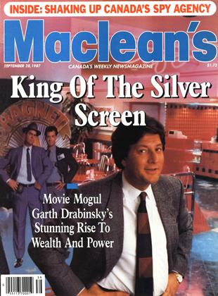 Cover for the September 28 1987 issue
