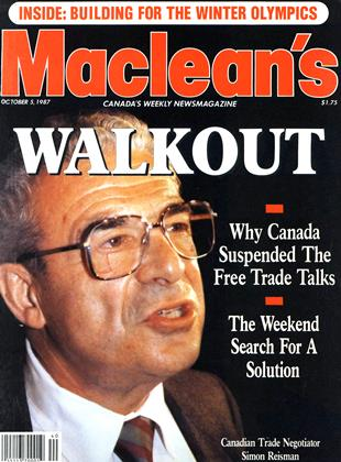 Cover for the October 5 1987 issue