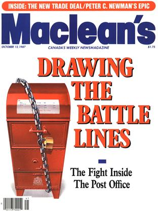 Cover for the October 12 1987 issue