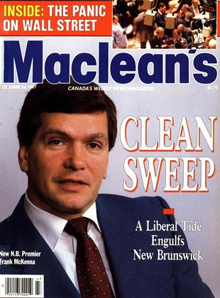 Cover for the October 26 1987 issue