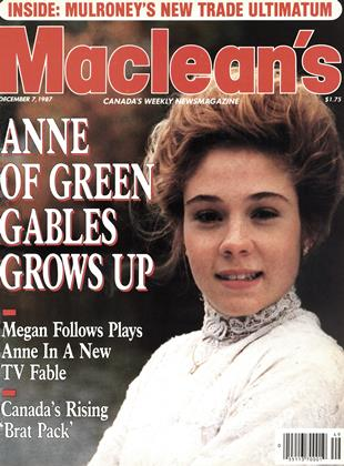 Cover for the December 7 1987 issue