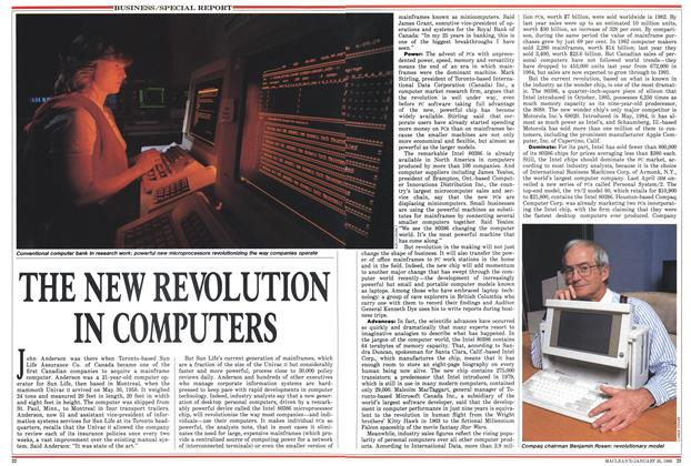 THE NEW REVOLUTION IN COMPUTERS
