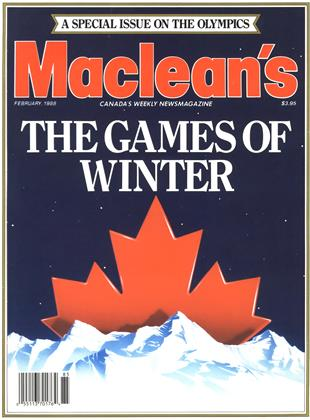 Cover for the February 2 1988 issue