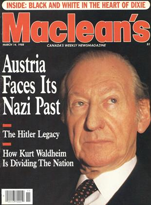 Cover for the March 14 1988 issue
