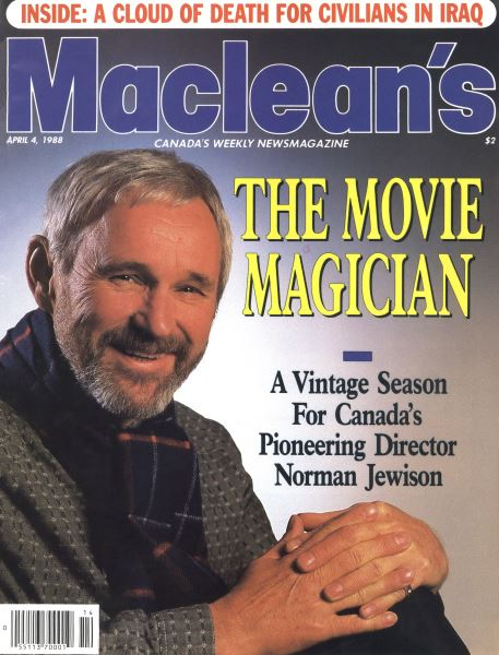 Issue: - April 1988 | Maclean's