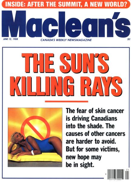 Issue: - June 1988 | Maclean's