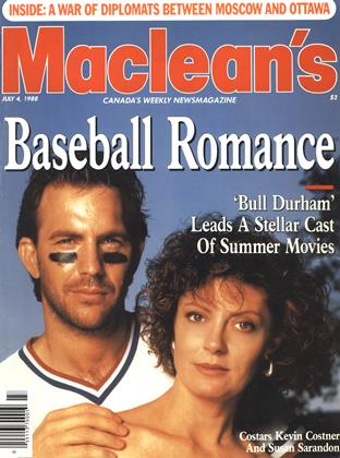 Cover for the July 4 1988 issue