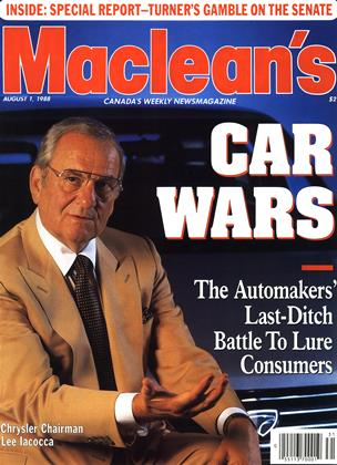 Cover for the August 1 1988 issue