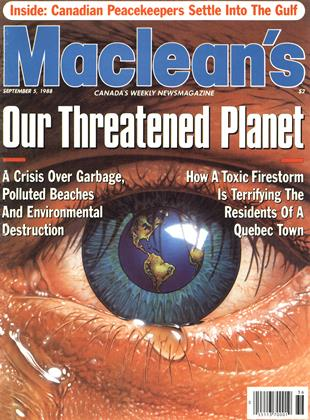 Cover for the September 5 1988 issue
