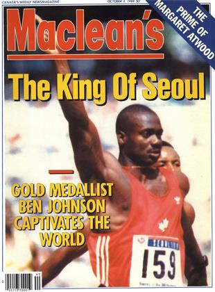 Cover for the October 3 1988 issue