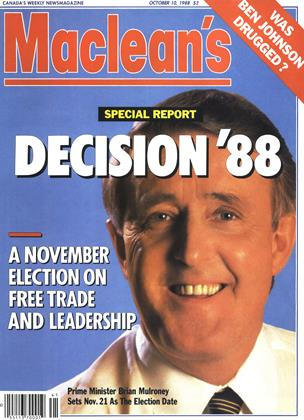 Cover for the October 10 1988 issue