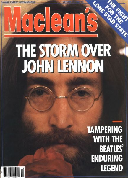 Issue: - October 1988 | Maclean's