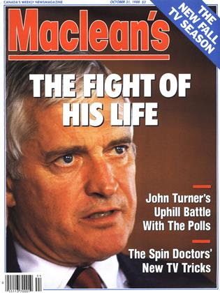 Cover for the October 31 1988 issue