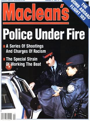 Cover for the January 9 1989 issue
