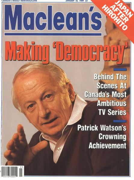 Issue: - January 1989 | Maclean's