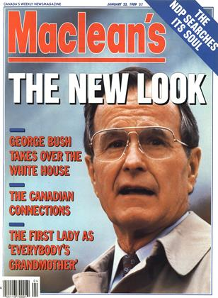 Cover for the January 23 1989 issue