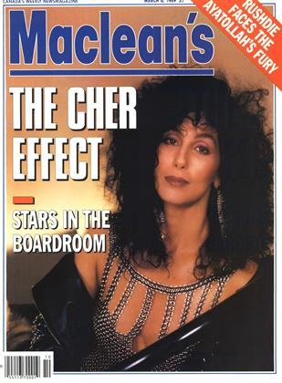 Cover for the March 6 1989 issue