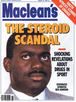 Cover for the March 13 1989 issue