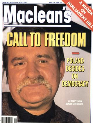 Cover for the April 17 1989 issue