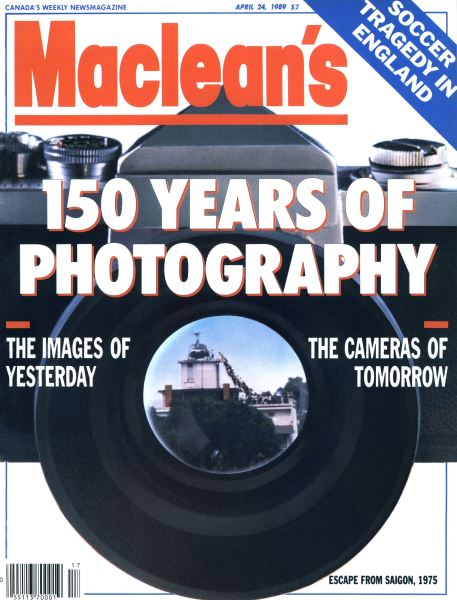 Issue: - April 1989   Maclean's