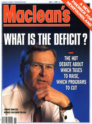 Cover for the May 1 1989 issue