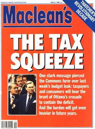 Cover for the May 8 1989 issue