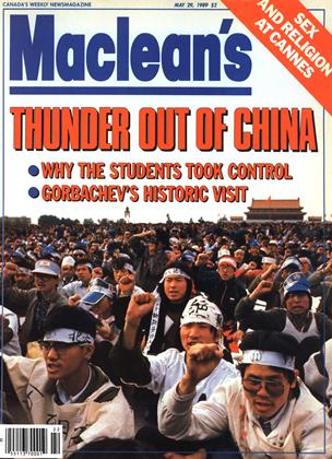 Cover for the May 29 1989 issue