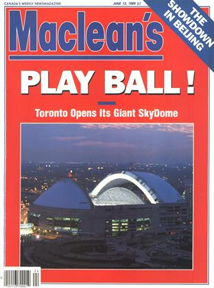 Cover for the June 12 1989 issue
