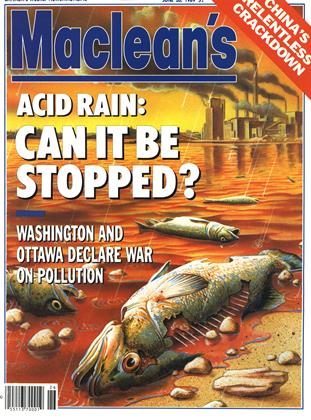 Cover for the June 26 1989 issue