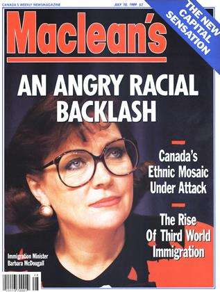Cover for the July 10 1989 issue