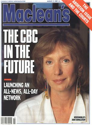 Cover for the August 7 1989 issue