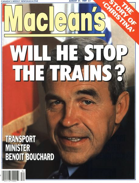 Issue: - August 1989 | Maclean's
