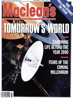 Cover for the September 11 1989 issue