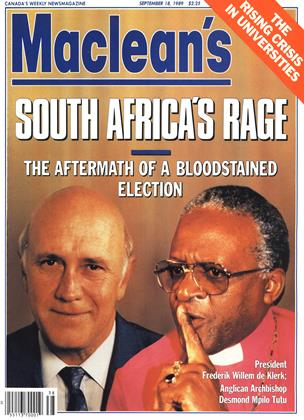 Cover for the September 18 1989 issue