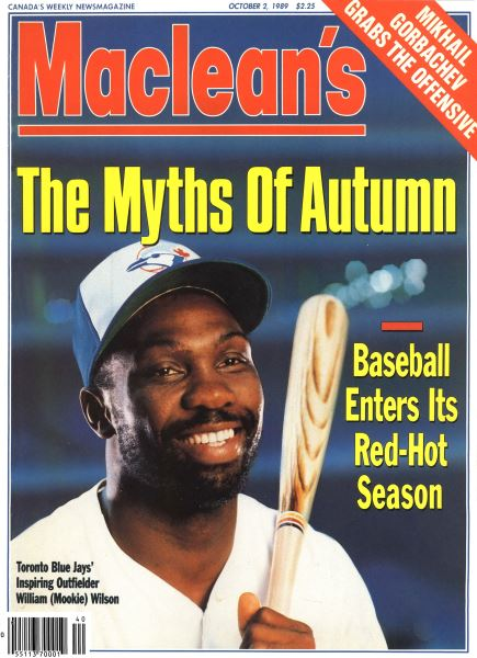 Issue: - October 1989 | Maclean's