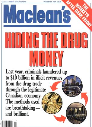 Cover for the October 23 1989 issue
