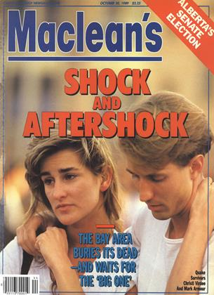 Cover for the October 30 1989 issue
