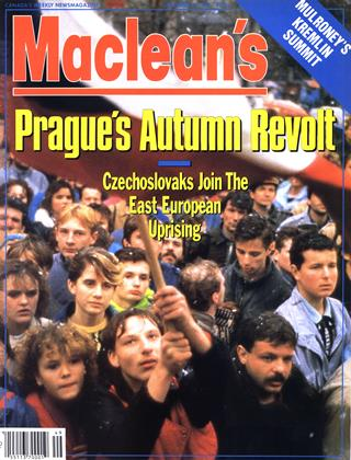 Cover for the December 4 1989 issue