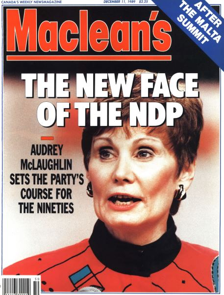 Issue: - December 1989 | Maclean's
