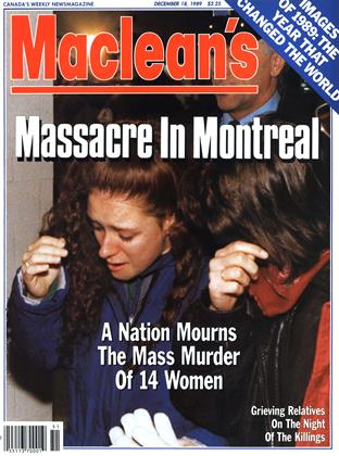 Cover for the December 18 1989 issue