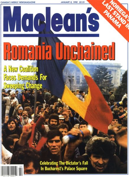Issue: - January 1990 | Maclean's